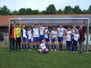 Fußballmanschaft der ALS